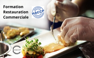 HACCP Certification DRAAF Restauration, Commerces alimentaires