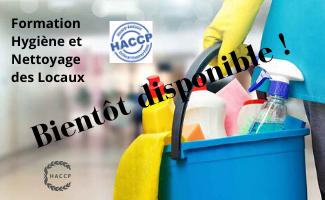 HACCP Hygiène et Nettoyage des Locaux